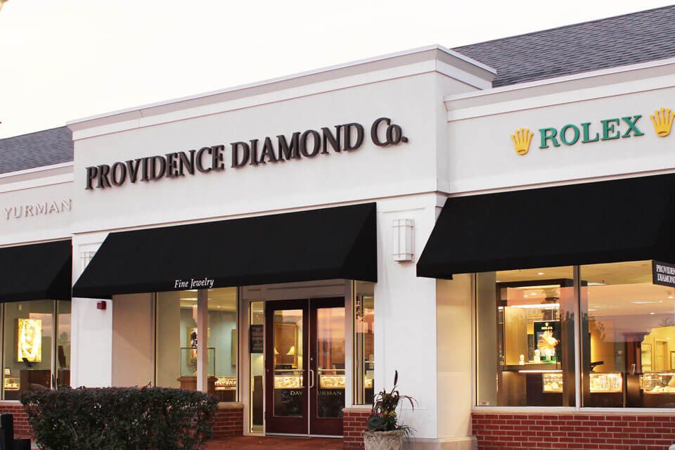 Providence Diamond Storefront