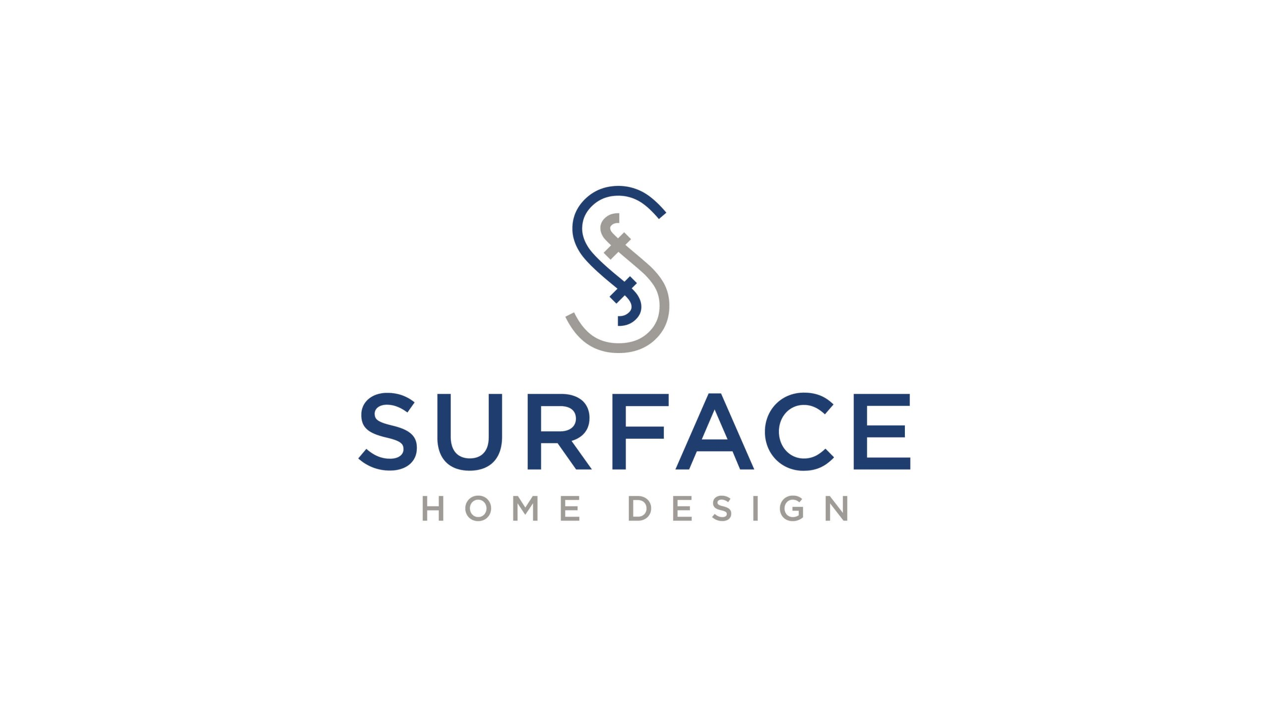 Surface Home Design Logo