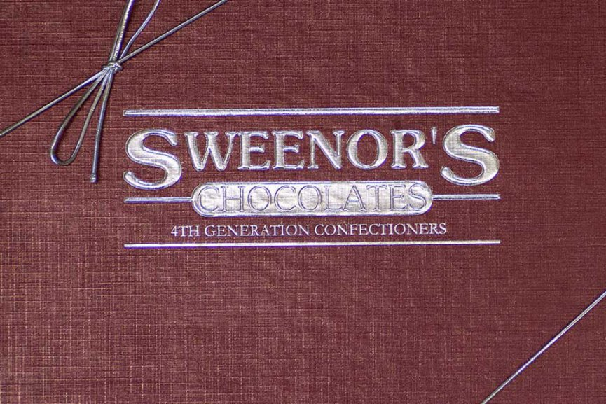 Sweenor's Chocolates Box