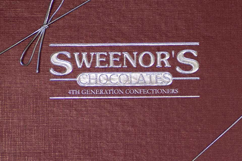 Sweenor's Chocolates Box