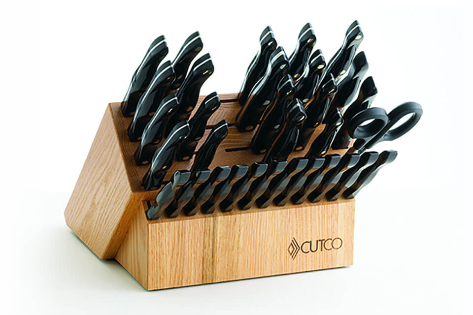 Cutco Knife Set