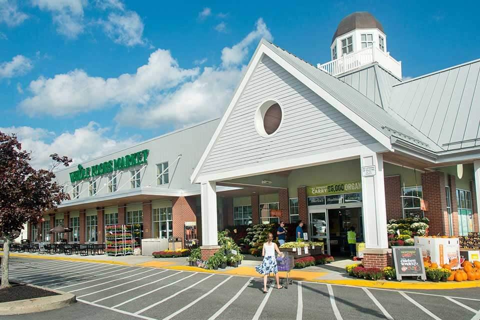 Whole Foods Market Storefront