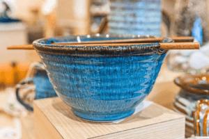 Photo of an artisan bowl